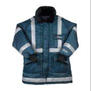 XPLORO FW570 Blue Xploro® Coat size 3XL