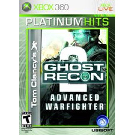 Ghost Recon Advanced War Fighter 2 - Xbox360 (Refurbished)
