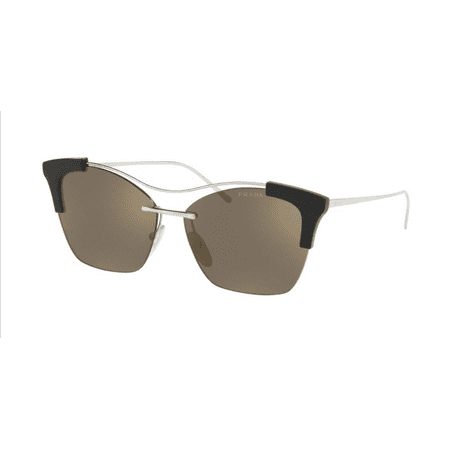 PRADA 0PR 21US SILVER Woman Sunglasses