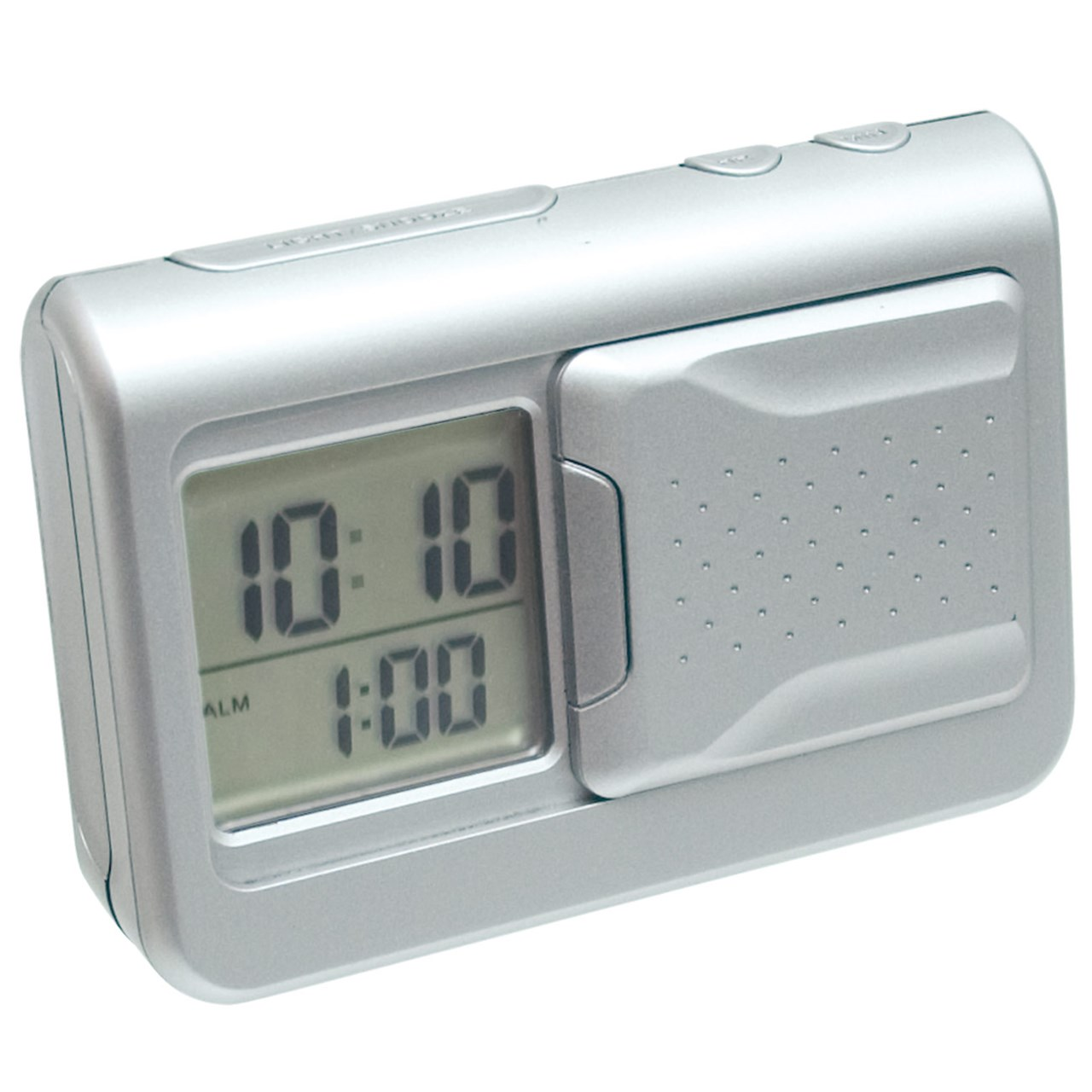 Shake-N-Lite Vibrating Alarm Clock with Backlight