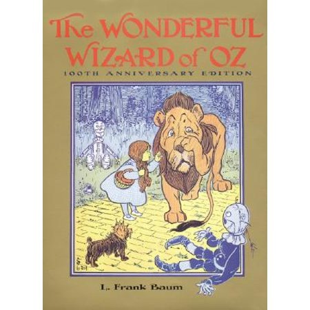 Books of Wonder: The Wonderful Wizard of Oz (Hardcover)