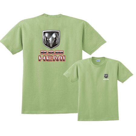 Dodge Ram Hemi Logo T-Shirt (Arms Doggie T-shirt)