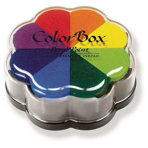 ColorBox Petal Point Ink Pad Pinwheel