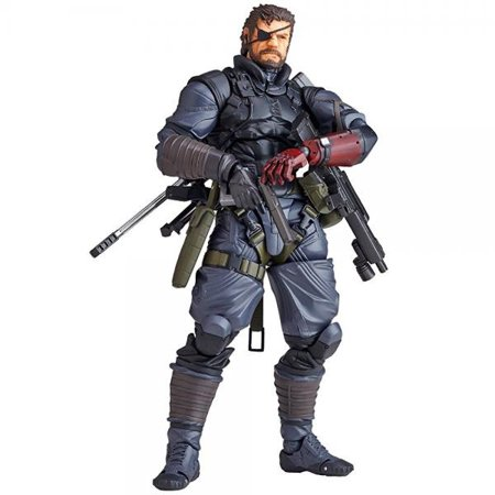 Union Creative Vulcanlog 004: Metal Gear Solid V: The Phantom Pain: Venom Snake Figure (Sneaking Suit Version)
