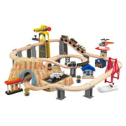 KidKraft 60-piece Train Set with 60 accessories included