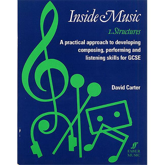 Alfred 12-0571510876 Inside Music I: Structures - Music Book
