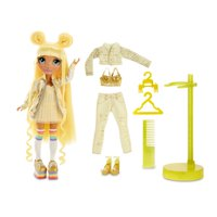Rainbow High Sunny Madison  Yellow Fashion Doll with 2 Outfits