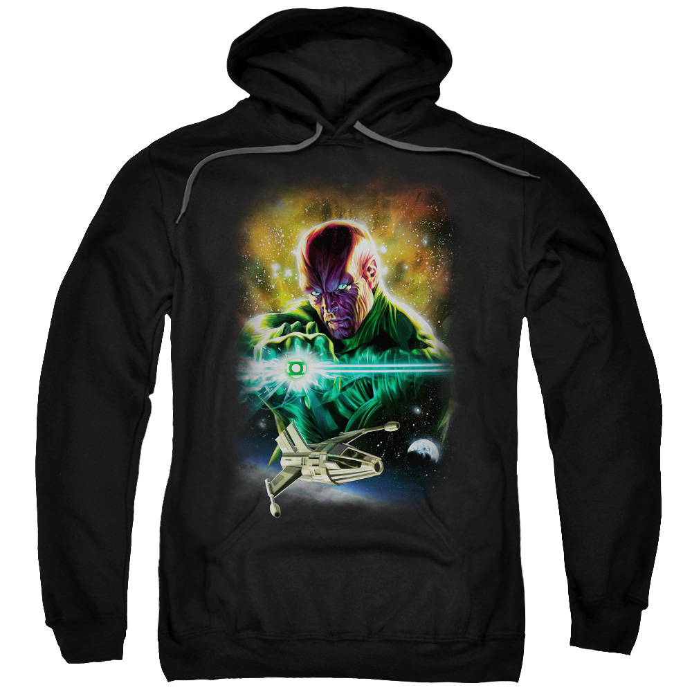 Trevco Justice League DC Comics Abin Sur Adult Pull-Over ...