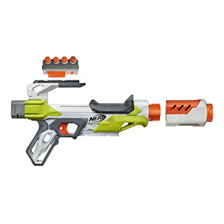 Nerf Modulus IonFire Blaster (Best Nerf Attachments)