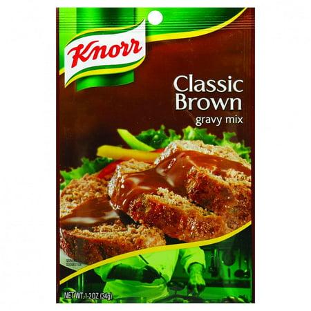 Knorr Classic Brown Gravy Mix, 1.2 oz