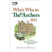 Who's Who in The Archers 2011 - eBook
