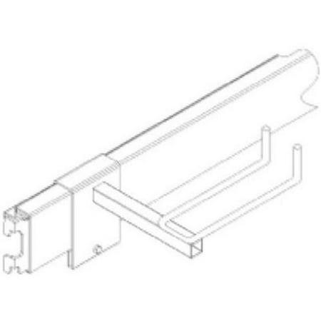 Lozier Store Fixtures HMA3991 AA8 7 W x 6 D x 3 H in. Bronze Weedeater Display Arm - Pack Of 5 ()