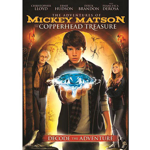 The Adventures Of Mickey Matson And The Copperhead Treasure (Walmart Exclusive) (WALMART EXCLUSIVE)
