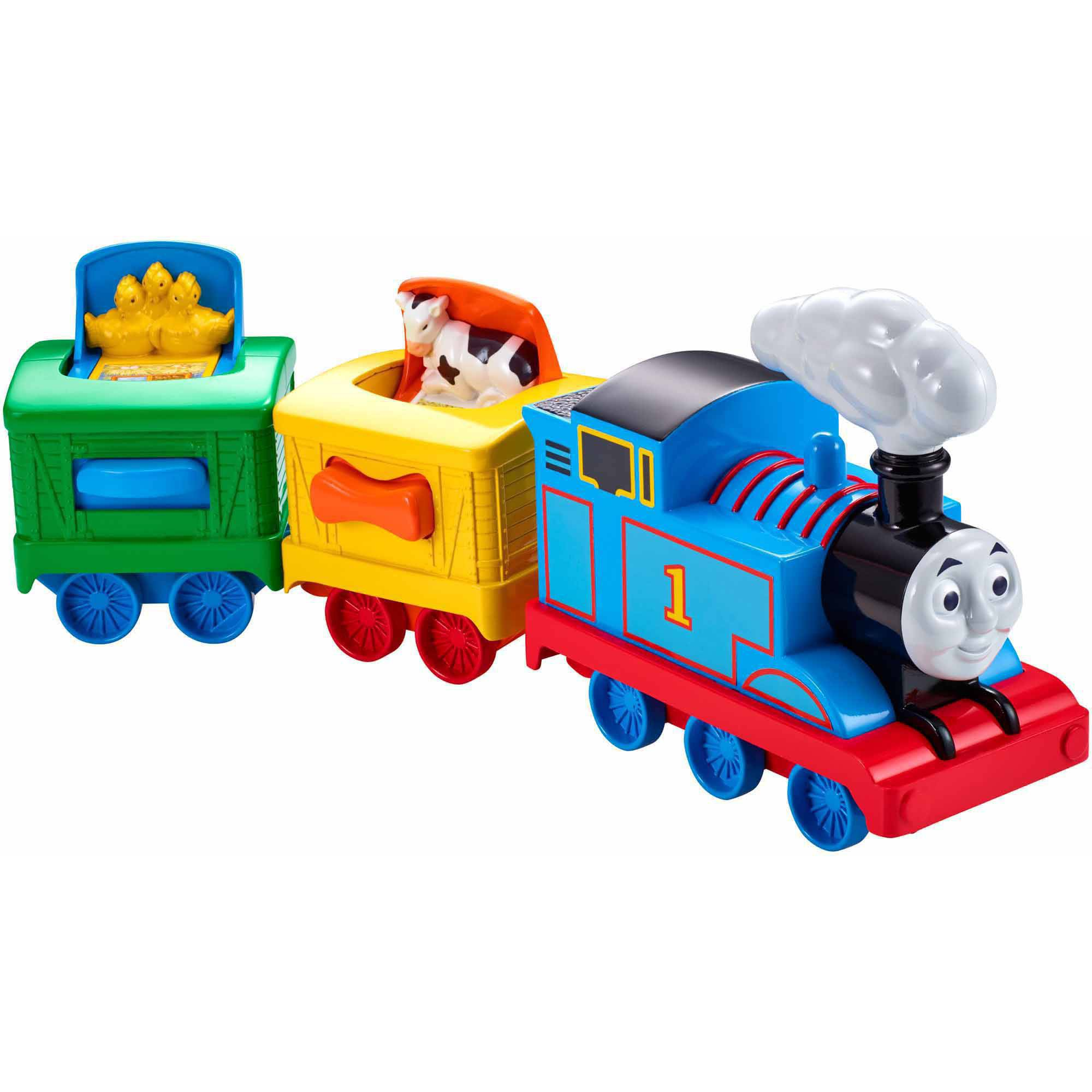 Fisher Price My First Thomas & Friends Thomas Activity Train by FISHER PRICE