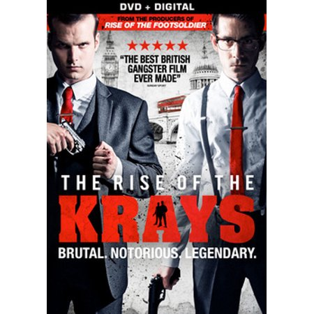 Rise of the Krays (DVD) - Bbc Radio 1 Dan And Phil Halloween