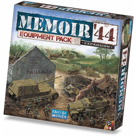Days of Wonder Memoir '44 Board Game Equipment Pack