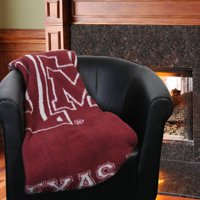"NCAA Texas A&M Aggies ""Jersey"" 50"" x 60"" Sherpa Throw"