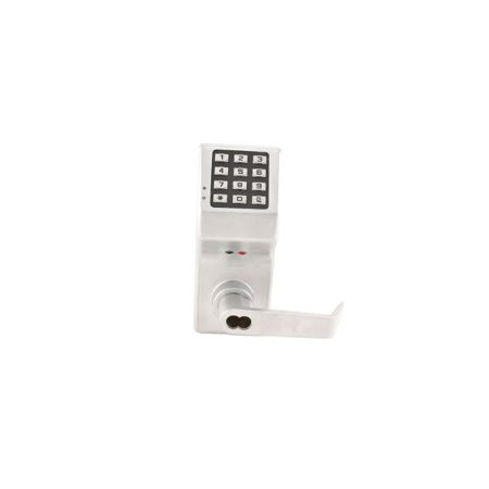 Alarm Lock DL2800IC Trilogy 200 User Grade 1 Electronic Digital Keypad Lever Set- Less Core for Best, Falcon, Arrow, and