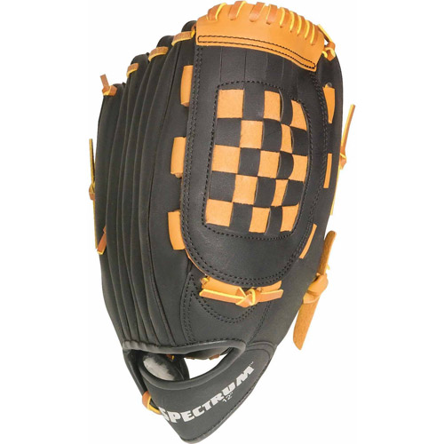 "12"" Spectrum Fielders Left-Handed Baseball Glove"