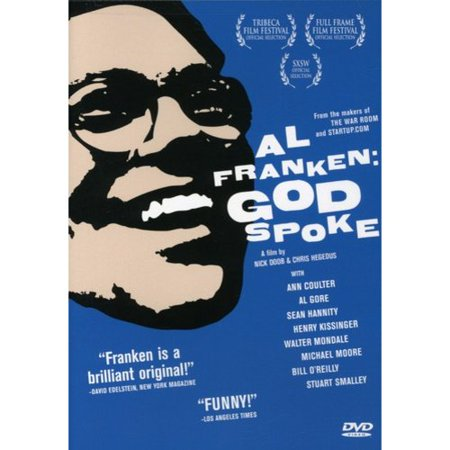 Al Franken  God Spoke