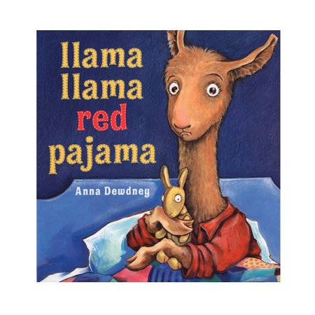 Image result for llama llama red pajama