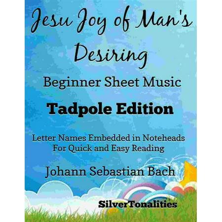 Jesu Joy of Man