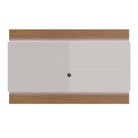 Bowery Hill 87″ LED TV Panel in Off White