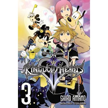 Kingdom Hearts II, Vol. 3