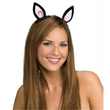 Costumes For All Occasions Ru7629 Cat Ears On Clips