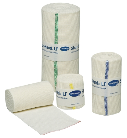 Shur Band LF Standard Compression Bandage 59560000 Pack of 10, Natural