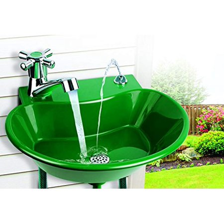 DRINKING FOUNTAINS 2 in 1 Outdoor Sink