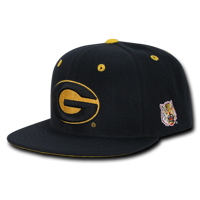 ec688c95028 Product Image NCAA Grambling State Tigers U Flat Bill Accent Snapback  Baseball Caps Hats
