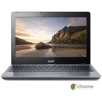 "Refurbished Acer C720-2103 11.6"" LED Chromebook Intel Celeron Dual Core 1.4Ghz 2GB 16GB SSD"