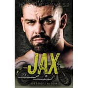 Jax (Book 3) - eBook