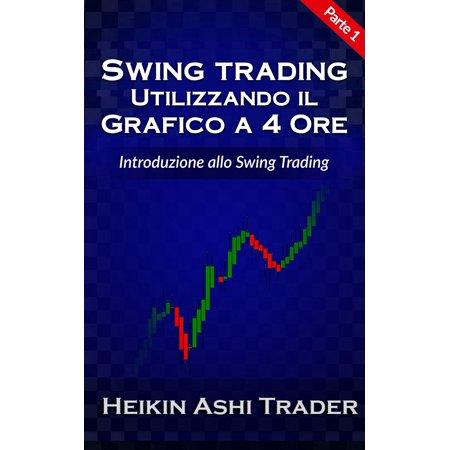 Swing Trading Utilizzando il Grafico a 4 Ore - eBook