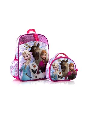 8444321bc7e Product Image Disney Frozen Anna Elsa Olaf Svan Deluxe Kids School Backpack  with Detachable Lunch Bag 15 inch