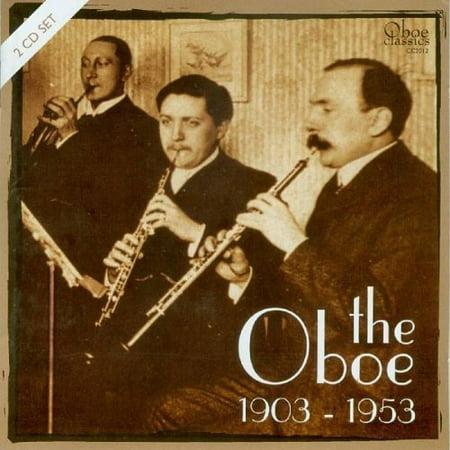 Oboe 1903-1953 / Various