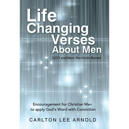 Life-Changing Verses about Men : Encouragement for Christian Men to Apply God's Word with