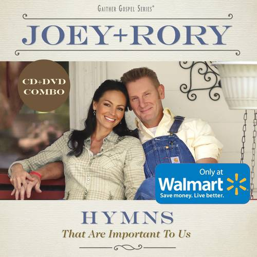 Joey + Rory - Hymns (Walmart Exclusive) (CD + DVD)