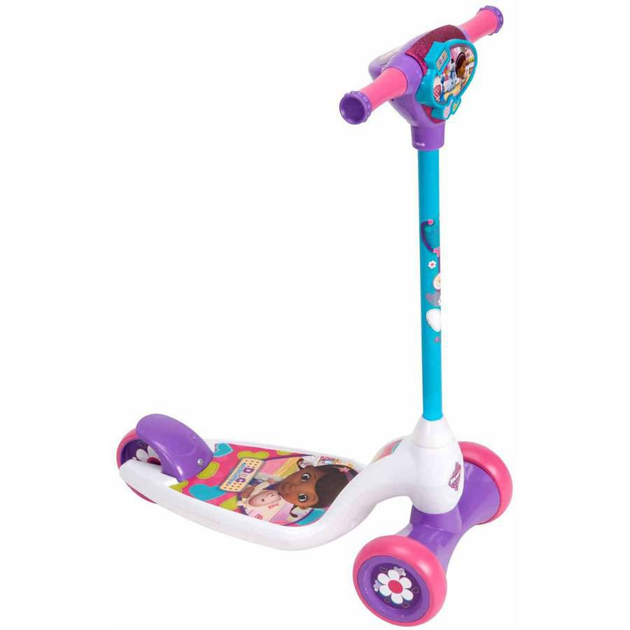 Disney Doc McStuffins Lights and Sounds Preschool Girls' Scooter by Huffy by Huffy