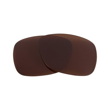 SEEK Replacement Lenses Compatible with RAY BAN Justin 4165 Polarized Brown (Benutzerdefinierte Ray Ban)