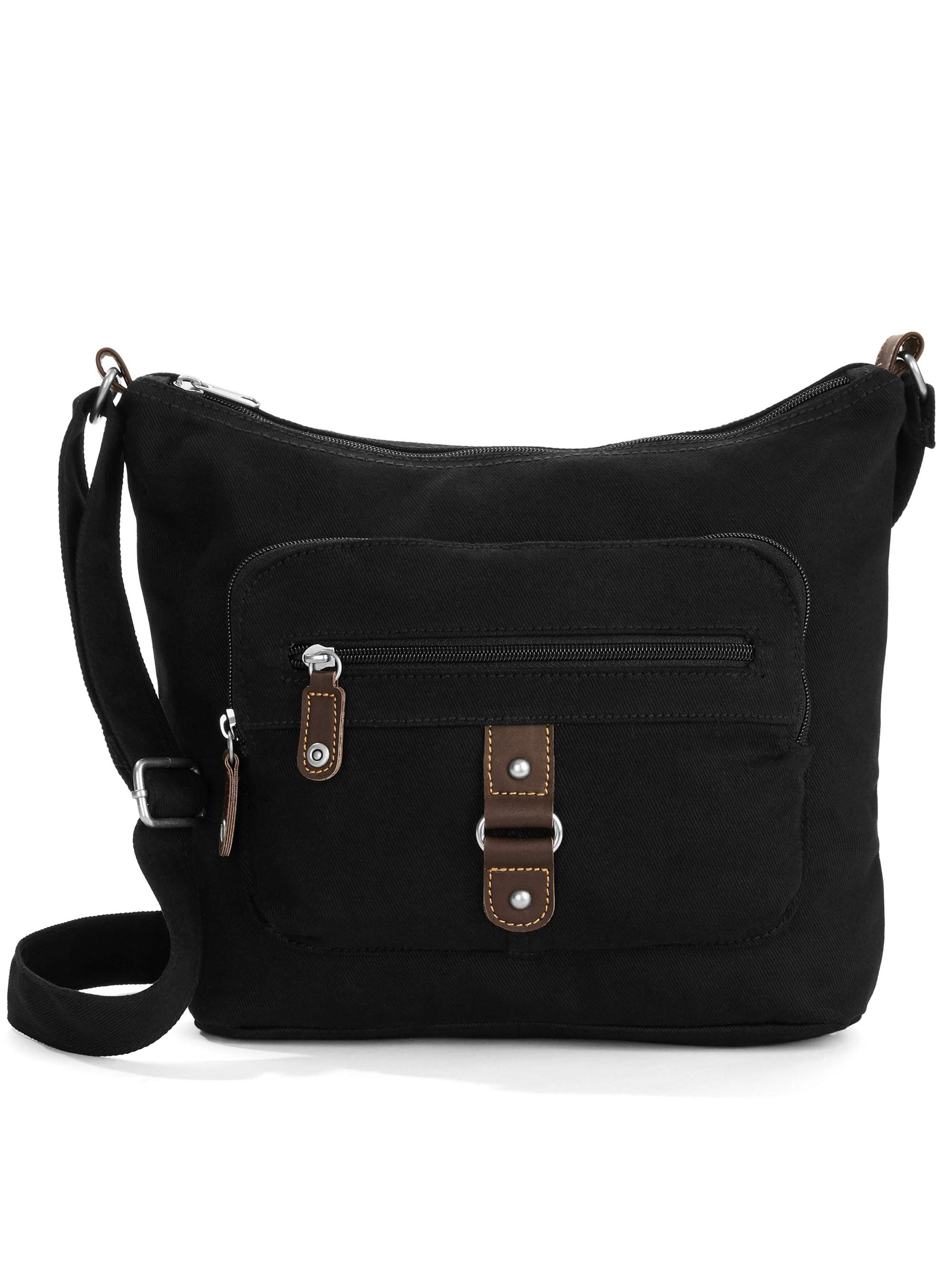 Time and Tru Anita Hobo Bag