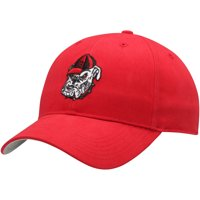 9c8383e85fa Product Image Men s Red Georgia Bulldogs Team Logo Basic Adjustable Hat -  OSFA