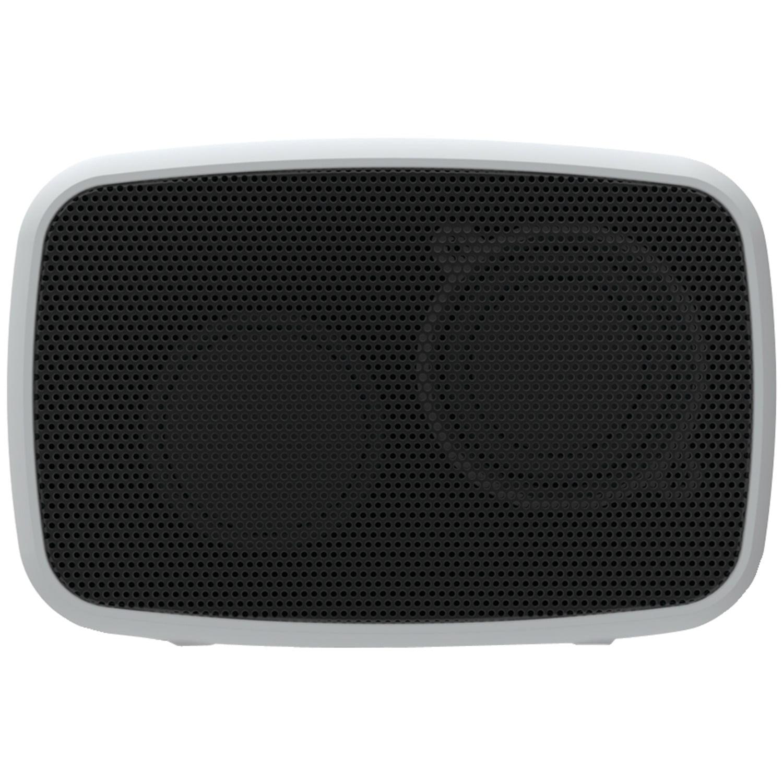 RuggedLife ESQ206 Water Resistant Bluetooth Speaker and Speakerphone, Black