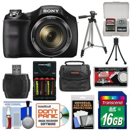 Sony Cyber Shot Dsc H300 Digital Camera Resmi 201mp 35x Prosummer Garansi With
