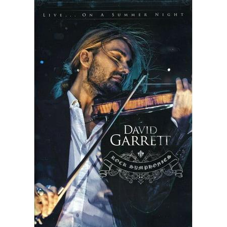 Image of David Garrett: Rock Symphonies