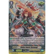 Cardfight Vanguard Moonlit Dragonfang Divine Sword, Kusanagi G-BT05/012