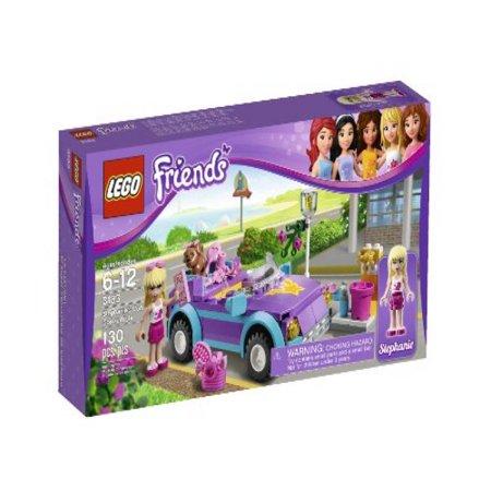 Lego Friends Stephanies Cool Convertible 3183 Walmartcom