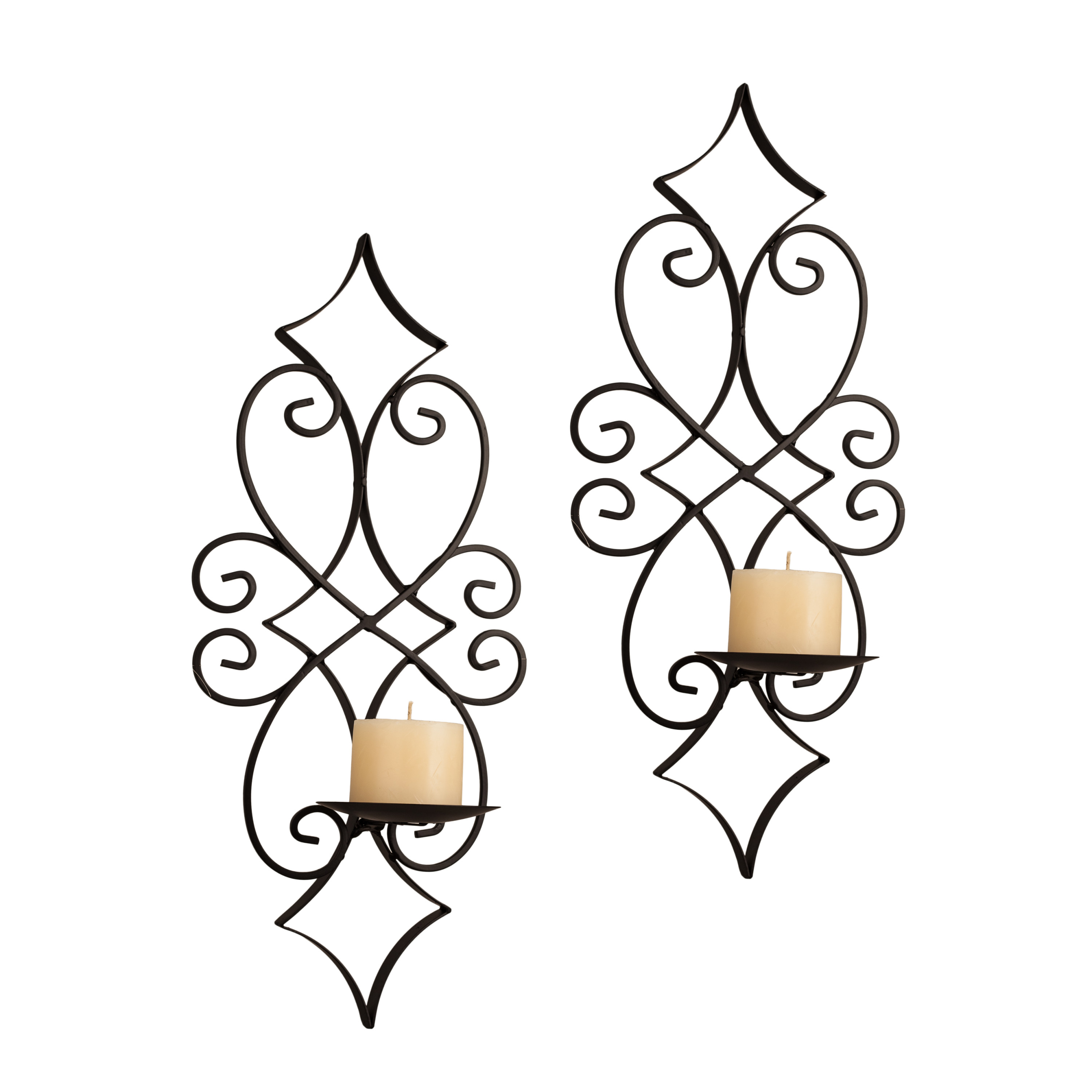 Danya B. Casablanca Candle Sconce Set