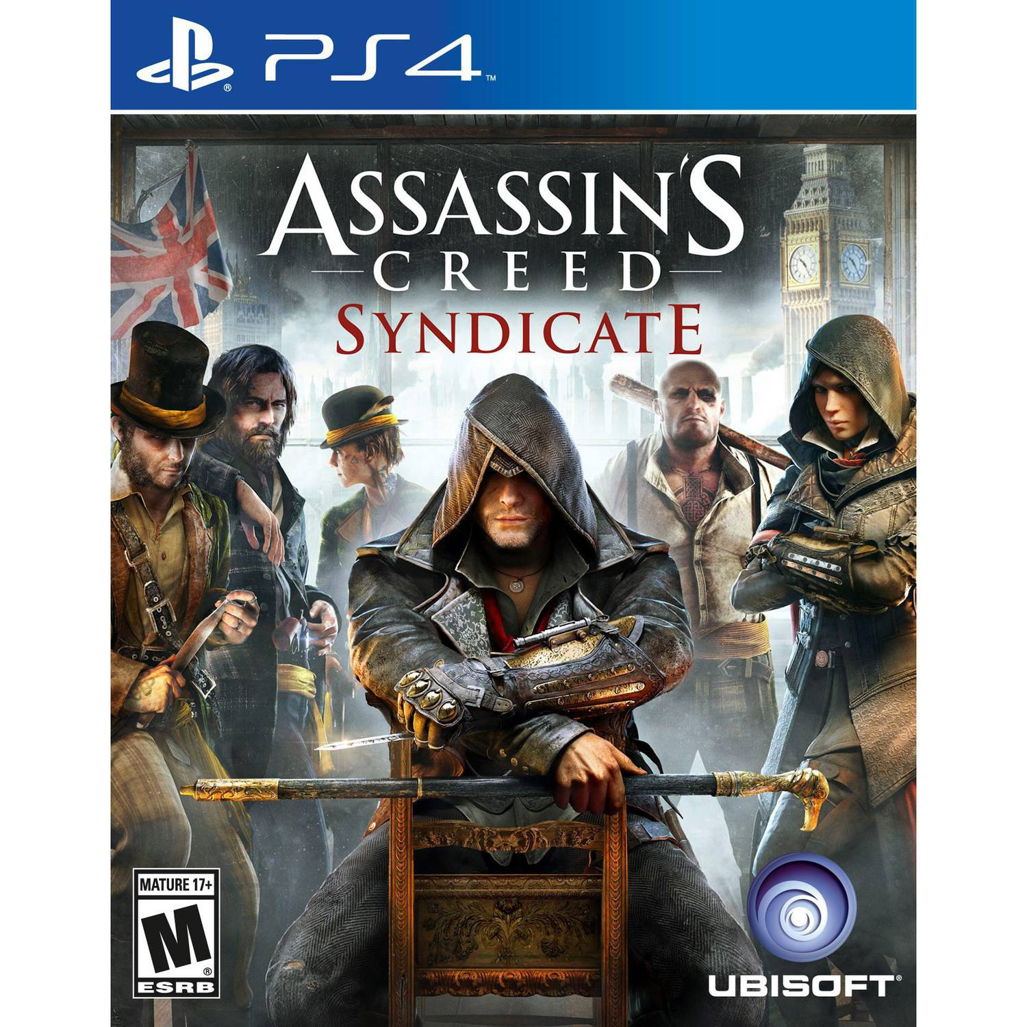 Assassin S Creed Syndicate Ubisoft Playstation 4 887256014254